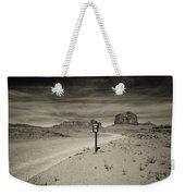 Monument Valley 6 Weekender Tote Bag