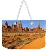 Monument Valley,arizona Weekender Tote Bag