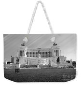 Monumental Architecture In Rome Weekender Tote Bag