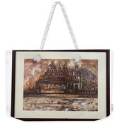 Monuments At Utaranchal Weekender Tote Bag