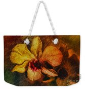 Mood Of The Orchid Weekender Tote Bag