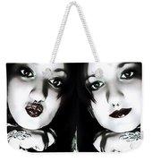 Mood Swing Weekender Tote Bag