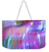 Moods Abstract Square Weekender Tote Bag