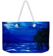 Moods Of The Sea Romantic Weekender Tote Bag