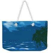 Moods Of The Sea Surreal Weekender Tote Bag