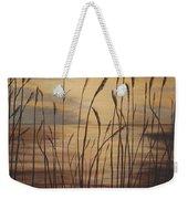 Moody Sunset Weekender Tote Bag