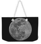 Moon 98 Percent Weekender Tote Bag