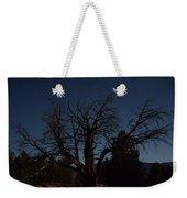 Moon Brings Life To An Old Tree Weekender Tote Bag