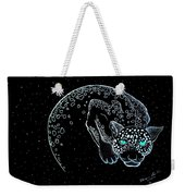 Moon-cat  Weekender Tote Bag
