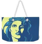 Moon Girl Weekender Tote Bag