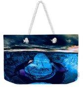Moon Light Glory Weekender Tote Bag