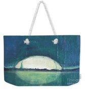 Moon Light Weekender Tote Bag