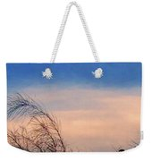 Moon Over Casapaz Weekender Tote Bag