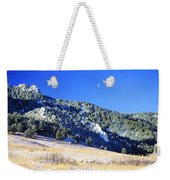 Moon Over Chautauqua Weekender Tote Bag