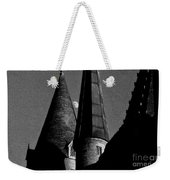Moon Over Hogwarts Weekender Tote Bag
