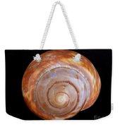Moon Shell Weekender Tote Bag