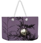 Moon Trees Weekender Tote Bag