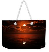 Moon Water  Weekender Tote Bag