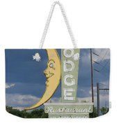 Moon Winx Lodge Sign Weekender Tote Bag