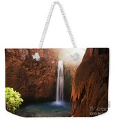 Mooney Falls Grand Canyon 1 Weekender Tote Bag