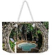 Moongate - Bermuda Weekender Tote Bag