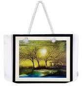 Moonlight At Masinagudi Weekender Tote Bag