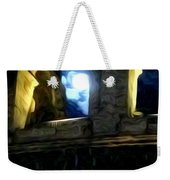 Moonlight At The Colosseum Weekender Tote Bag