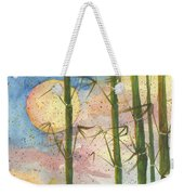 Moonlight Bamboo 2 Weekender Tote Bag