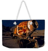 Moonlight Cafe Weekender Tote Bag