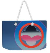 Moonlight Weekender Tote Bag