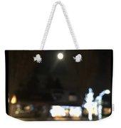 Moonlight In Edgemont Weekender Tote Bag
