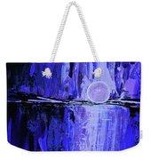 Moonlight Madness Weekender Tote Bag