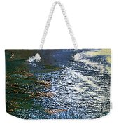 Moonlight On The Mississippi Weekender Tote Bag