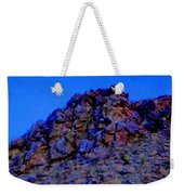 Moonlight Over Peggy's Mountain Weekender Tote Bag