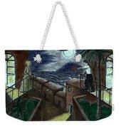 Moonlight Serenade Weekender Tote Bag
