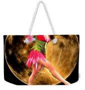 Moonlight Stroll Of A Fairy Weekender Tote Bag