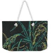Moonlight Wheat Weekender Tote Bag