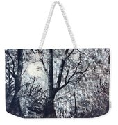 Moonlit Forest  Weekender Tote Bag