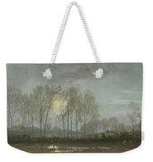 Moonlit Landscape Weekender Tote Bag