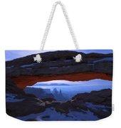 Moonlit Mesa Weekender Tote Bag