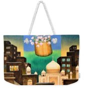 Moonlit Night-b Weekender Tote Bag