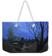 Moonlit Path Weekender Tote Bag