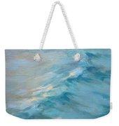 Moonlit Waves Weekender Tote Bag