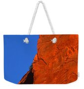 Moonrise In Grand Staircase Escalante Weekender Tote Bag