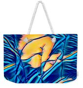 Moonrise In The Branches Weekender Tote Bag