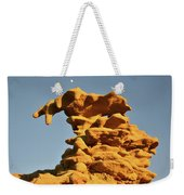 Moonrise Over Fantasy Canyon Hoodoo Weekender Tote Bag
