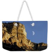 Moonrise Over Grand Canyon Weekender Tote Bag