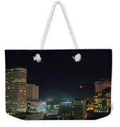 Moonrise Over New Orleans Weekender Tote Bag