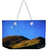 Moonrise Over Queenstown Weekender Tote Bag
