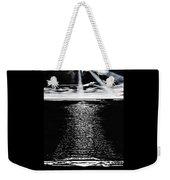 Moonrise Over The Atlantic  Weekender Tote Bag